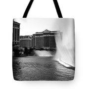 Bellagio Fountains II Tote Bag