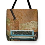 Bench Tote Bag by Joana Kruse