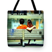 Benchlovers Tote Bag