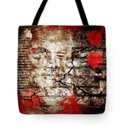 Beneath Faiths Wall Tote Bag