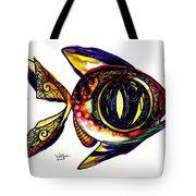 Benedict The Sixteenth Fish Tote Bag