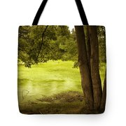 Bent Twig 5 Tote Bag