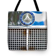 Benz Tote Bag