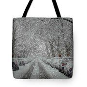 Berkeley Place Tote Bag