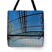 Berlin Central Station ...  Tote Bag by Juergen Weiss