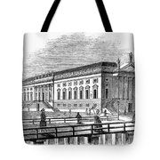 Berlin: Opera House, 1843 Tote Bag