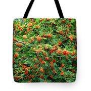 Berries In Profusion Tote Bag