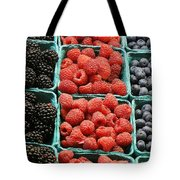 Berry Baskets Tote Bag