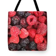 Berry Party Tote Bag