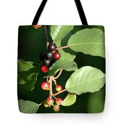 Berry Stages Tote Bag