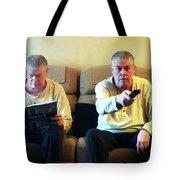 Beside Myself Tote Bag