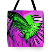 Betta Tote Bag by George Pedro