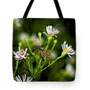 Between Jobs Tote Bag