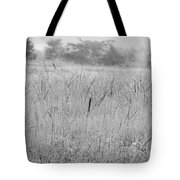 Between Mountains And Meadows Tote Bag