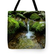Between The Moss Tote Bag
