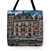 Beulingsluis. Amsterdam Tote Bag