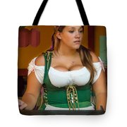 Beverage Wench Tote Bag