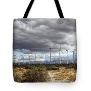 Beyond The Clouds Palm Springs Tote Bag