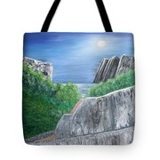 Beyond The Rock Tote Bag