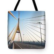 Bhumipol Bridge Tote Bag