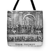 Bible Societies Tote Bag