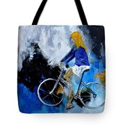 Bicycle 77 Tote Bag
