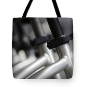 Bicycle Frame Tote Bag
