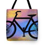 Bicycle Shop Tote Bag