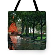 Bienville Square Tote Bag