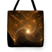 Big Bang Unfolding Tote Bag