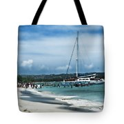 Big Beautiful Boat Tote Bag