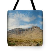 Big Bend Splendor Tote Bag