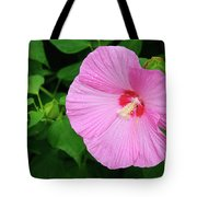 Big Bold Pink Beauty Tote Bag