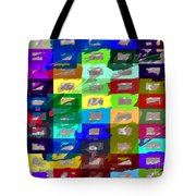 Big Box Stores Tote Bag