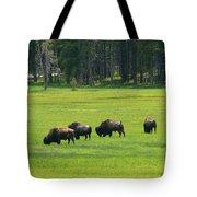 Big Boy Meadow Tote Bag