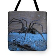Big Brown Spider Tote Bag