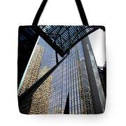 Big City Reflections Tote Bag