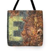 Big E Tote Bag