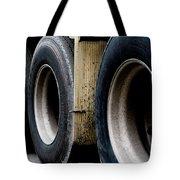 Big Fat Tires Tote Bag