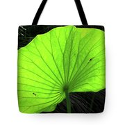 Big Leaf Tote Bag