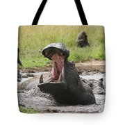 Big Mouth Tote Bag