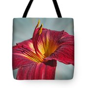 Big Red II Tote Bag