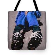 Big Shoes Tote Bag