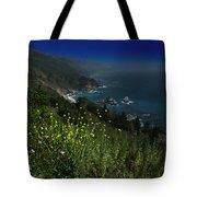 Big Sur California Tote Bag