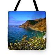 Big Sur I Tote Bag