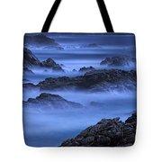 Big Sur Mist Tote Bag