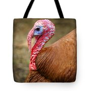 Big Turkey Tote Bag