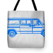 Big Van Tote Bag by Naxart Studio