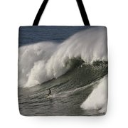 Big Wave II Tote Bag