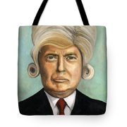 Big Wig Part 1 Tote Bag